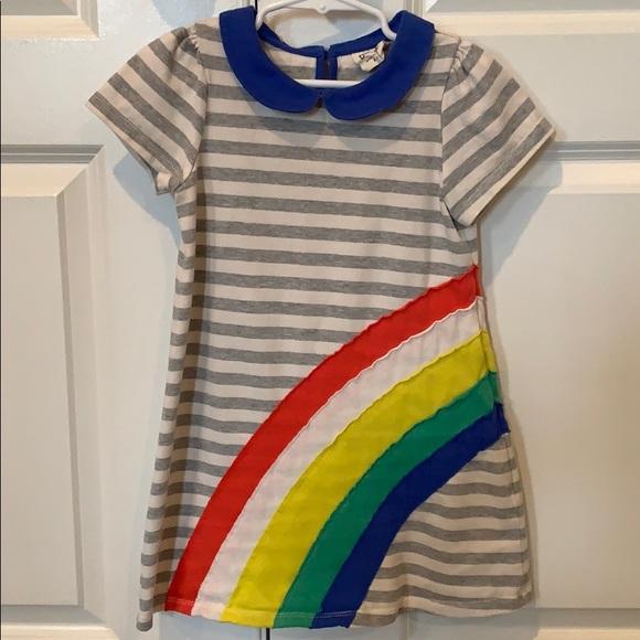 e5d6e85d0a26 Mini Boden Dresses | Rainbow Dress | Poshmark